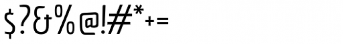 Economica OT Regular Font OTHER CHARS