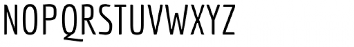 Economica OT Regular Font UPPERCASE