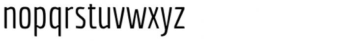 Economica OT Regular Font LOWERCASE