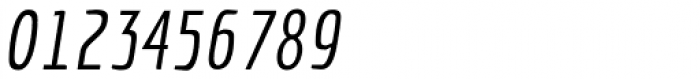 Economica PRO Italic Font OTHER CHARS