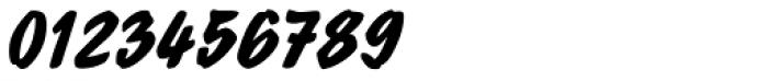 Ecsetiras Font OTHER CHARS