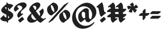 ED Celandine Regular otf (400) Font OTHER CHARS