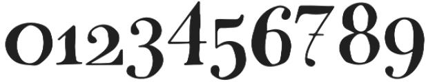 EDENTON NO 1 otf (400) Font OTHER CHARS