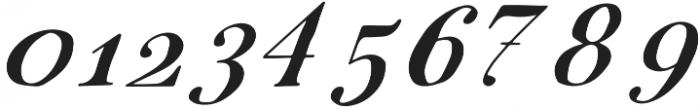 EDENTON NO 2 otf (400) Font OTHER CHARS