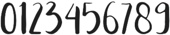 Edeline otf (400) Font OTHER CHARS