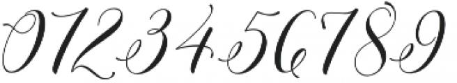 Edelweis Script Regular otf (400) Font OTHER CHARS