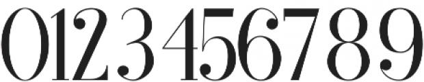 Edinburgh otf (400) Font OTHER CHARS