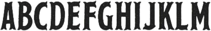 Edmond otf (400) Font UPPERCASE