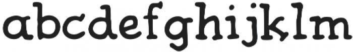 Edmond otf (700) Font LOWERCASE