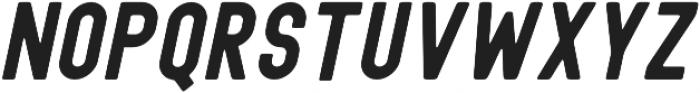 Edmund-Italic otf (400) Font UPPERCASE