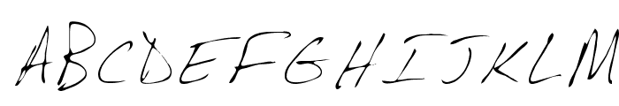 Eddie Regular Font UPPERCASE