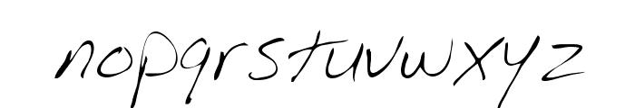 Eddie Regular Font LOWERCASE