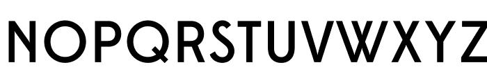 Edmondsans-Medium Font UPPERCASE