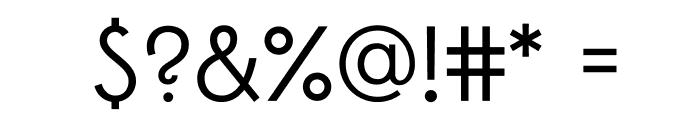 Edmondsans-Regular Font OTHER CHARS