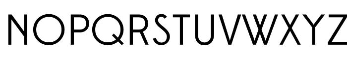 Edmondsans-Regular Font UPPERCASE