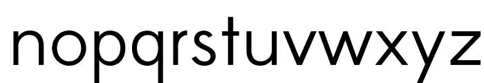 Edmondsans-Regular Font LOWERCASE