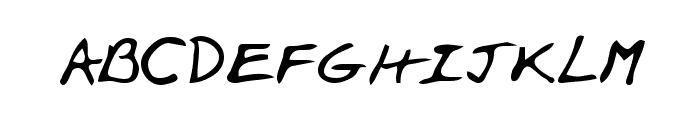 Edward Regular Font LOWERCASE