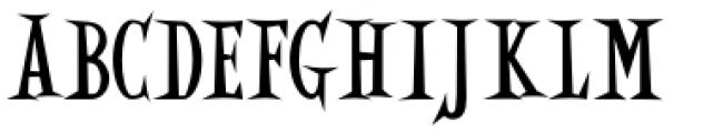 Eddie Fisher Bold Font UPPERCASE