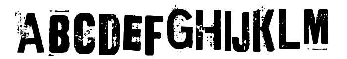 EdGein-Ynnocent Font UPPERCASE