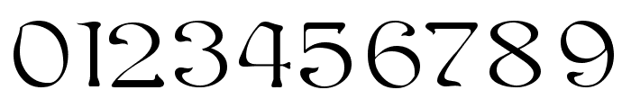 Edda Filled Font OTHER CHARS