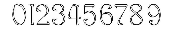 Edda Narrow Font OTHER CHARS