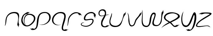 EdenDisplay Italic Font LOWERCASE