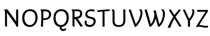 Edifice Classic Font UPPERCASE