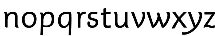 Edifice Classic Font LOWERCASE