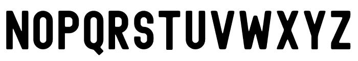 Edmund-Free Font UPPERCASE