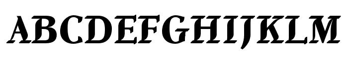 EdnnaUT Bold Font UPPERCASE