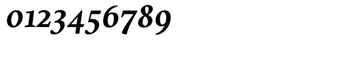 Edita Bold Italic Font OTHER CHARS