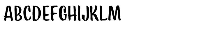 Eds Market Narrow Font UPPERCASE
