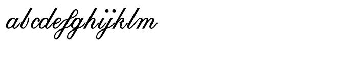 Edward Edwin Bold Font LOWERCASE