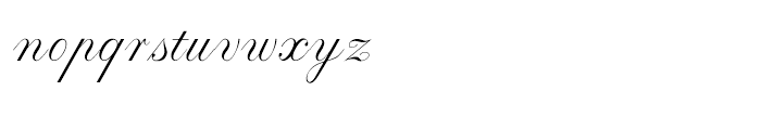 Edward Edwin Regular Font LOWERCASE