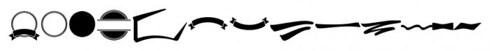 Ed's Market Design Elements Font UPPERCASE