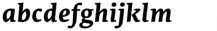 Edit Serif Cyrillic Bold Italic Font LOWERCASE