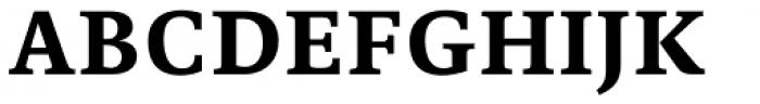 Edit Serif Cyrillic Bold Font UPPERCASE