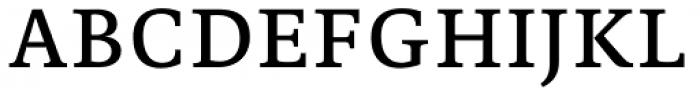 Edit Serif Cyrillic Regular Font UPPERCASE