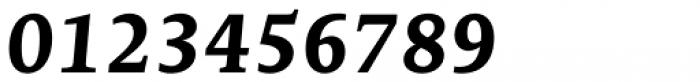 Edit Serif Pro Bold Italic Font OTHER CHARS