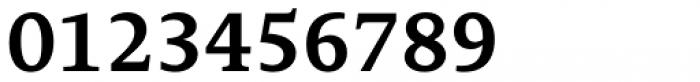 Edit Serif Pro Semi Bold Font OTHER CHARS
