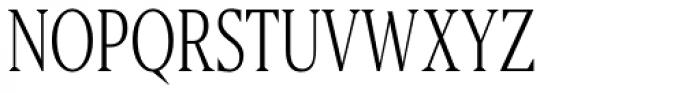 Editor Condensed Light Font UPPERCASE