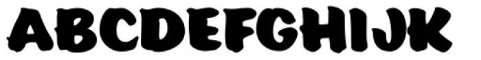 Ed's Market Bold Font UPPERCASE