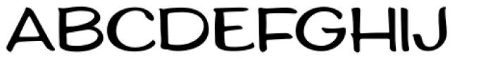 Ed's Market Wide Font UPPERCASE