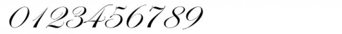 Edwardian Script Font OTHER CHARS
