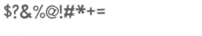 ed ribbon edge font Font OTHER CHARS