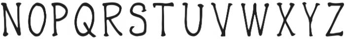 EE-Carlsbad ttf (400) Font UPPERCASE