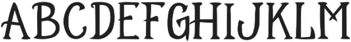 EE-Cloverdale ttf (400) Font LOWERCASE