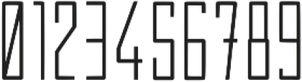 Efesto Regular otf (400) Font OTHER CHARS
