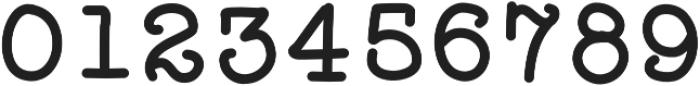 Effortless otf (400) Font OTHER CHARS