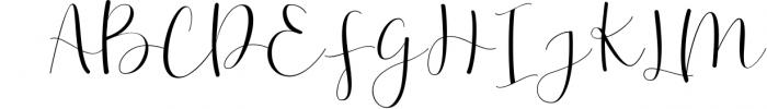 Effort Calligraphy Font Font UPPERCASE